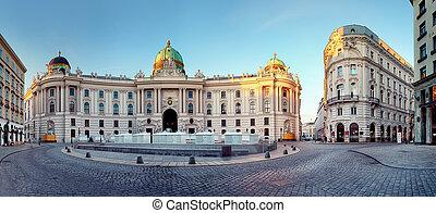 Vienna - Hofburg Palace, Austria