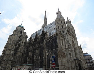 Vienna - St. Stephen's cathedral