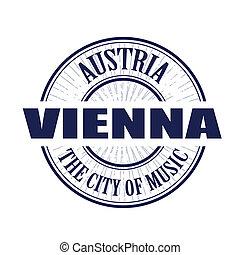 vienna stamp