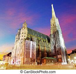 Vienna Stephansdom, Austria