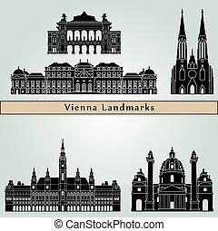 Vienna V2 Landmarks