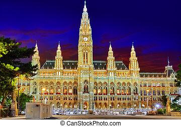 Vienna's Town Hall
