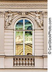 Viennese window