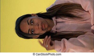 vient, intelligent, fille noire, suddenly, excellent, idea.