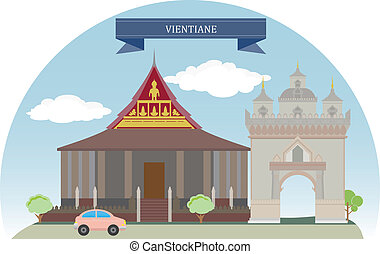 Vientiane, Laos. For you design