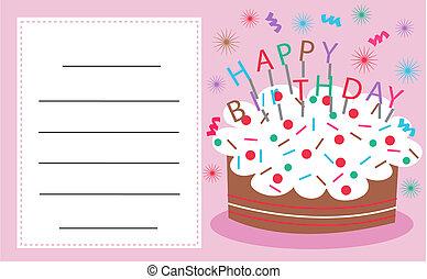 viering, of, uitnodigingskaart