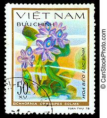 VIETNAM - CIRCA 1978: A stamp printed in VIETNAM, shows...