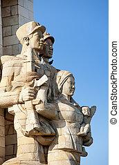Vietnam Friendship Monument