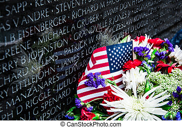 Vietnam Veterans Memorial, USA