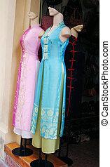 vietnamese, 衣服