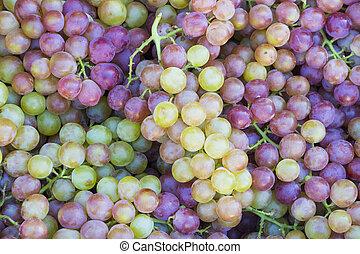 Vietnamese Asia Grape in Dalat market Vietnam