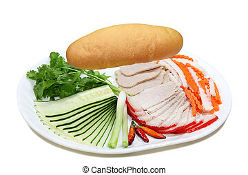 Vietnamse Sandwich