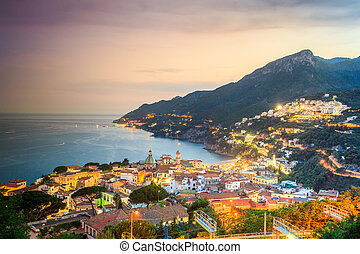 Vietri Sul Mare, Amalfi Coast, Salerno, Italy - Vietri Sul...