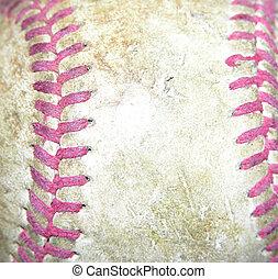 vieux, base-ball
