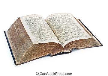 vieux, bible