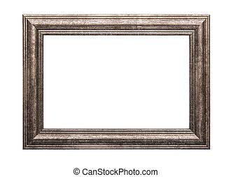 cadre vieux isol peinture cadre bois vieux d coup. Black Bedroom Furniture Sets. Home Design Ideas
