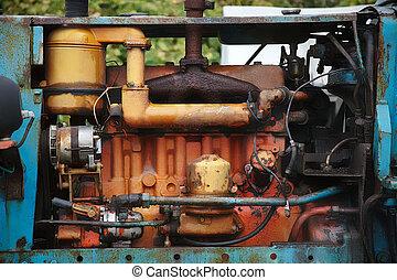 moteur submarine int rieur diesel vieux image recherchez photos clipart csp33119775. Black Bedroom Furniture Sets. Home Design Ideas