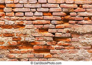 b timent vieux mur ruine texture brique b timent vieux mur ruine texture mietter. Black Bedroom Furniture Sets. Home Design Ideas