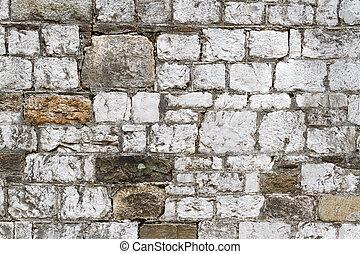 rustique mur calcaire calcaire accident affich images rechercher photographies et. Black Bedroom Furniture Sets. Home Design Ideas