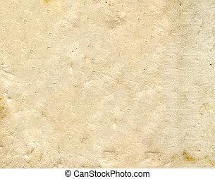 vieux, parchemin, papier, texture