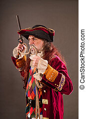 vieux, pirate