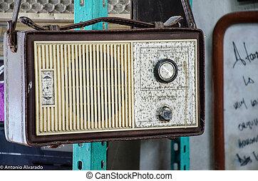 vieux, radio