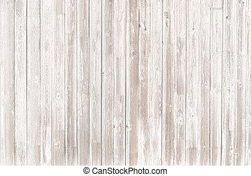 vieux, texture, bois, fond, blanc, ou