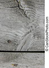 vieux, texture bois, vendange, naturel, fond