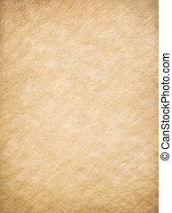 vieux, texture, papier, fond, feuille, ou
