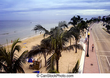 View A1A Ft. Lauderdale - view at the A1A Ft. Lauderdale...
