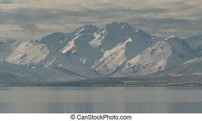 View Aeroaki - Mt. Cook from Tekapo
