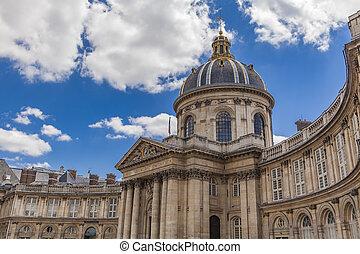 Institut de France in Paris