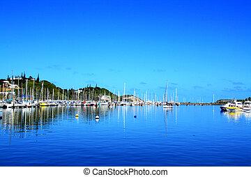 View at New Caledonia
