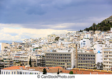 Athens is a capital of Greece