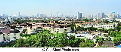 Bangkok suburb