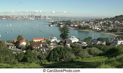 View Devonport to Auckland City.