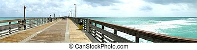 View from a pier