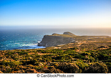 Cape of Good Hope - South Africa - View from Cape of Good...