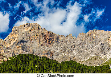 View From Col Verde - San Martino, Dolomites, Italy - View...