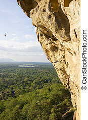 View from Sigiriya, Sri Lanka