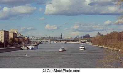 View from St. Andrew Bridge - View from St. Andrew's Bridge...