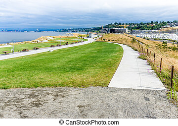 View From Tacoma Park 7