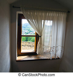 view from the old window