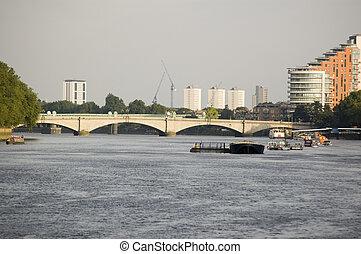 Putney Bridge, West London