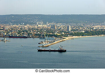 View from Varna