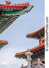 View images of Chinese temple