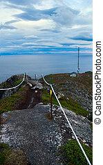 View Lofoten Islands in Norway