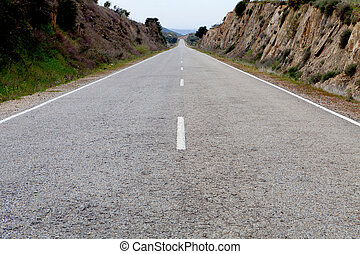 View of a highway