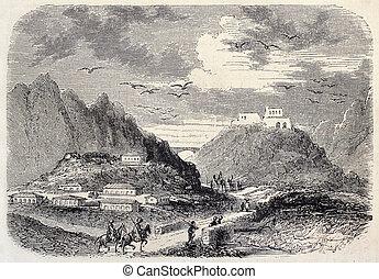 Aden inland