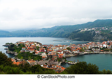 View of Amasra